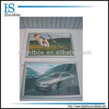 silver Aluminium alloy Light Box