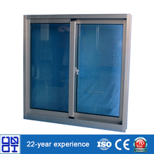 2017 new design aluminum sliding window cheap price philippines for sale