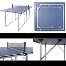 SENGO Sports Conversion Top Table Tennis Table With Waterproof Top