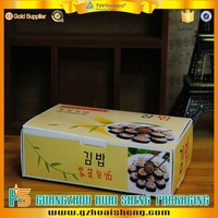 Food Grade Cardboard Boxes Food Delivery