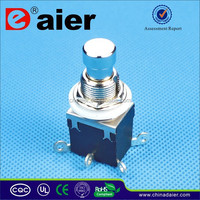 Daier PBS-24-202 ON-ON Double Pole Push-button Switch