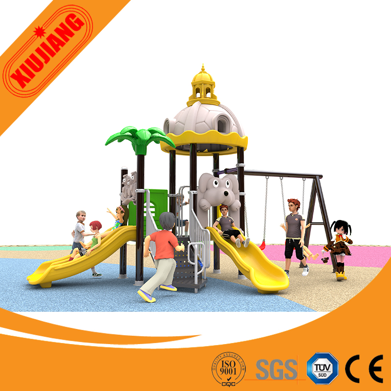 factory price swing and slide cheap outdoor playsets for kids