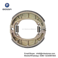 Manufacture CG125 CD70 Bajaj 205 Motorcycle Brake Shoe