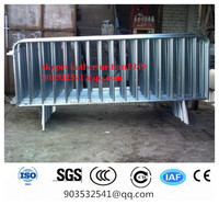 temporary metal pedestrian barriers anping factory