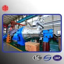 Tihange Nuclear Power Plant An Extraction Backpressure Steam Turbine 900 KW Steam Turbine