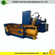 CE Certification Hydraulic Scrap Metal Compactor
