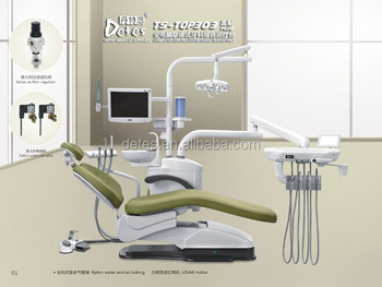 2014 Popular Sell Chair mounted Dental Chair Unit TOP303 with CE ISO Approval