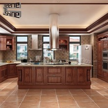 Guangzhou furniture kitchen accessories modern kitchen cabinet