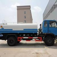 Dongfeng 4x2 LHD 10000 Liter Water