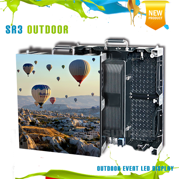 P3.9 HD p4 flexible led rental screen / soft led panel rental p3 outdoor / foldable 5mm led display
