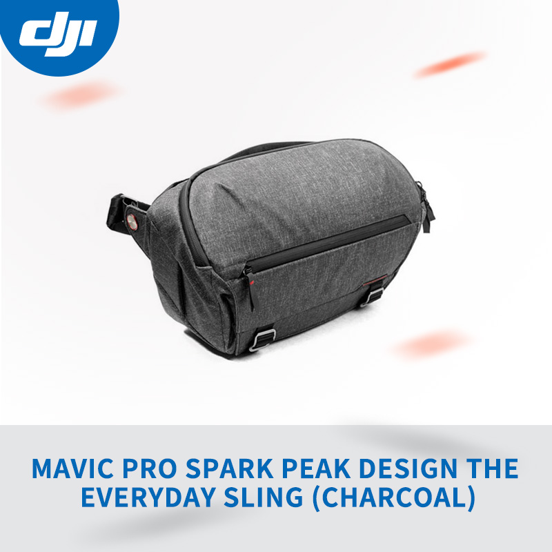DJI Mavic Pro Spark Peak Design The Everyday Sling (Charcoal)