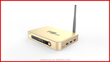 Factory price amlogic s905 1g 8g rom android tv box /T8 PRO android tv box