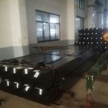 China supply Cold Rolled ASTM BS DIN JIS GB Q195 Q245 weld ERW Rectangular Section Carbon Steel tube for Construction35 Q3