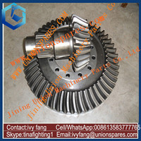D155 bevel gear 175-21-22140 for Komatsu D65 D85 D155 D275 D355 for sale