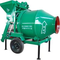 Metal and metallurgy machinery JZM350 transit mixer for sale in india