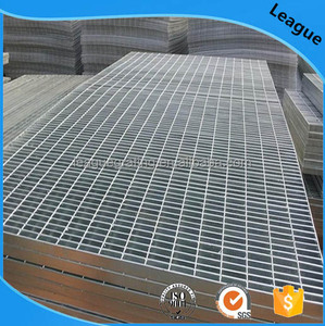 anti-slip Catwalk steel grating fast delivery steel driveway grates