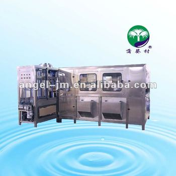 5gallon bottled water filling production line/complete 5gallon bottled mineral water production line/5gallon bottled water plant