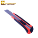 Factory directly sliding ABS handle utility knife hot selling snap off blade paper cutter knife