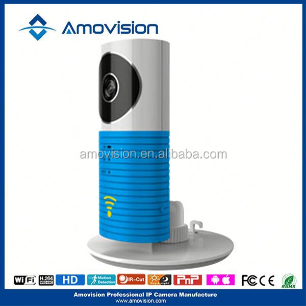 Hot sale QF401 wireless motion sensor hidden camera battery powered 3G GSM camera wifi ip baby monitor