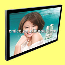 Wall Mountable Media Player Digital Signage Box 55 Inch (7''-65'',aspect ration 16:9,1920x 1080, optimal A+LCD panel)