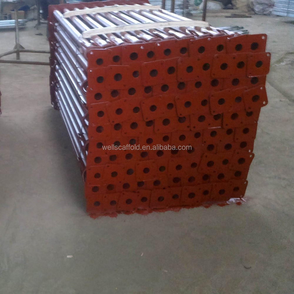 steel formwork adjustable telescopic prop