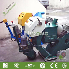 Clean Up The Tunnel Pavement Shot Blasting Machine/Road Surface Cleaning Machine