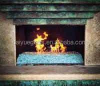 The Outdoor GreatRoom Company Fire Pit Reflective Glass