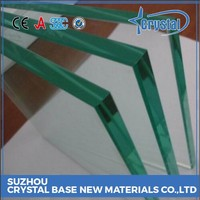 Strict Time Control Manufacturer Zero Damages 4mm Glass Sheet