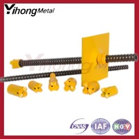YH m20 steel self drilling hollow ground anchor bolt for coal mining