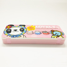 Online shopping recyclable customised cool school plastic pencil boxes