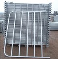 hot sale used pvc coated corral panels / used livestock panels for sale