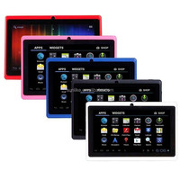 2014 Fashionable 7 inch android os 4.2.2 jelly bean tablet pc Q88 shell Shenzhen factory