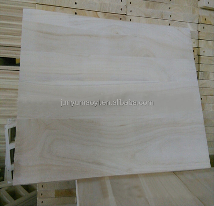 Paulownia wood for furniture accessories