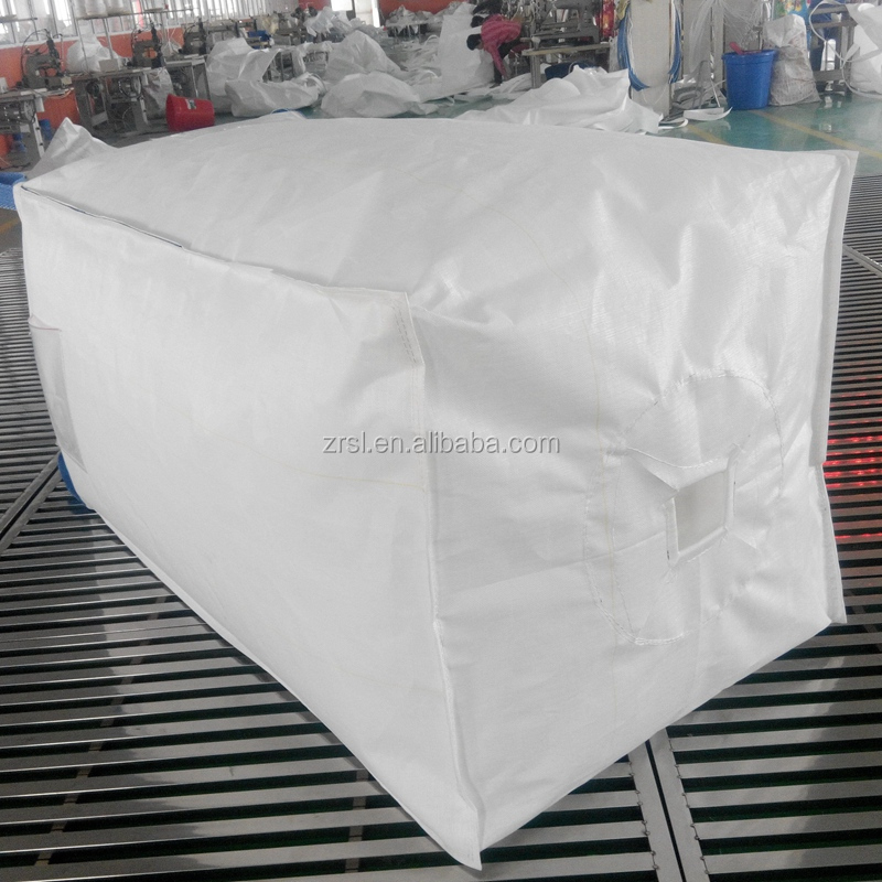 fibc bag with LDPE linner