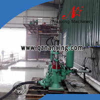 Slurry Pump Machine Hydraulic Ram Pump