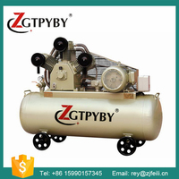 tyre air compressor Beijing Olympic choose Feili electric air compressor single phase motor