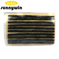 Sunnywin Black Colour 4*100 Tire Hole Filler Tire Repair Seal String