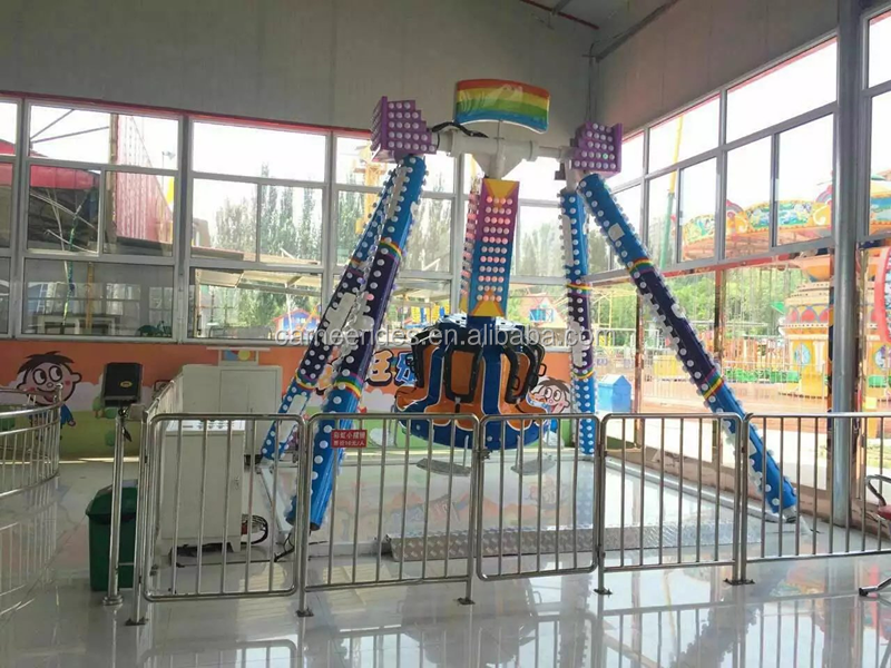 Hot Fashion Fairground Games Rotating 380V Kids Swing Pendulum for sale
