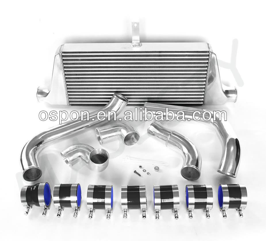 Intercooler pipe kits for Toyota Chaser JZX100 BLACK HOSE