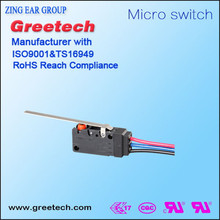 waterproof micro switch for elevator lift, car ,micro switch 5A