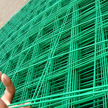 Alibaba China supplier plastic coated welded wire mesh panel for sale