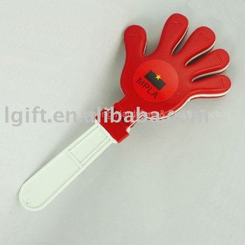 Plastic Hand Clapper for Promotion