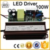 High power remote control open frame 100w waterproof led driver ip67