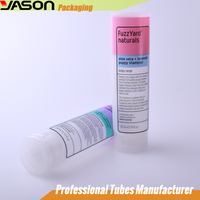 round clear plastic packaging tubes