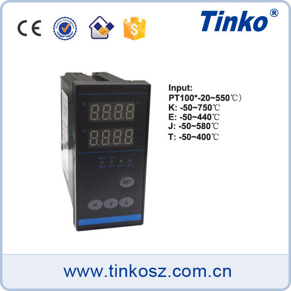 TINKO 48*96mm Industrial automation temperature controller equipped with input 4-20ma output relay