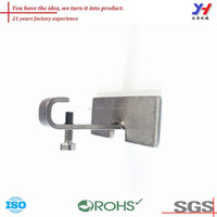 OEM ODM customized trousers hook and bar/hook for jeans hanging/blouse hook