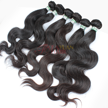 Fayuan Hair hot selling virgin Malaysian body wave aussie hair