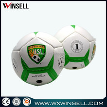 New exercise large mini size 1 2 3 soccer ball/football
