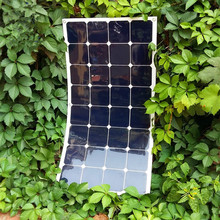 China Customized sunpower solar panel pv solar panel kit 100 watt sunpower solar panel for home use