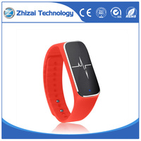 Blood Pressure watch smart band Heart Rate Monitor Wristband Fitness Tracker for Android iOS Smartphone